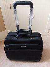 Samsonite Black Mobil Office Rolling Travel Laptop Case image 11