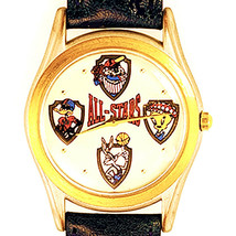 Bugs Taz Tweety Daffy, Fossil Very Rare, Warner Bros Watch Collection Un... - $58.26
