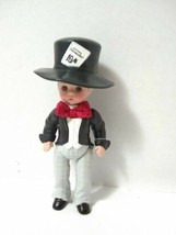 McDonald's 2010 Madame Alexander Mad Hatter Doll from Alice in Wonderland - $5.05