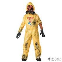SALES4YA Kids-Costume Hazmat Hazard Child Sz 6 Halloween Costume - Child... - $38.73