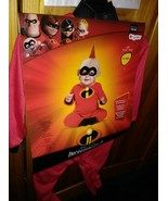 New Incredibles 2 Jack-Jack Halloween Costume Size 6 - 12 months           - $12.38
