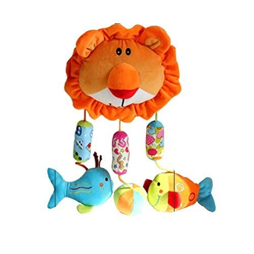 Lion Baby Toy & Bed Hanging & Cribs Decors & Bad Bell