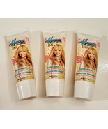 Disney Hannah Montana Avon Hand Cream LOT 1.5 oz Purse Size Miley Cyrus - $15.82