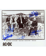 AC/DC Band Angus Young 2 Autographed Signed 8 x 10 Photo REPRINT  - $11.95
