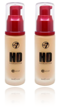 (2-Pack) W7 · Liquid · Foundation · Fresh Beige - $22.99