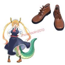 Kobayashi-san Chi no Maid Dragon Tooru Cute Shoes Cosplay New 2017 Sa Co... - $44.99