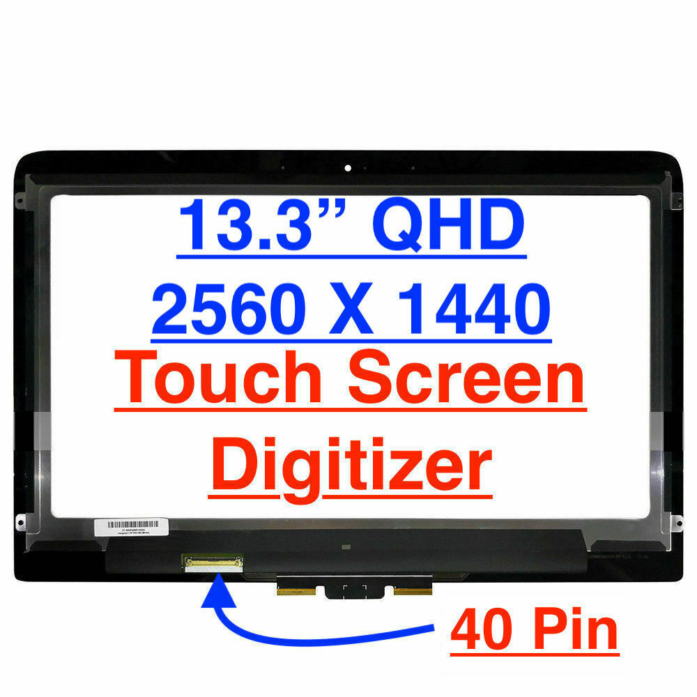 HP Compaq PN 724940-001 Screen Replacement for Laptop New LCD LED Glossy HD LCD