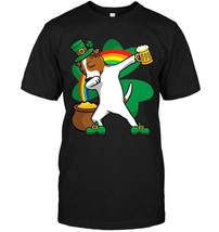 Dabbing Jack Russell Terrier T Shirt St Patricks Day Shirt - $17.99+