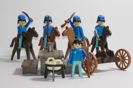 Playmobil Western USA Cavalry Deluxe Set #1702 - $39.59