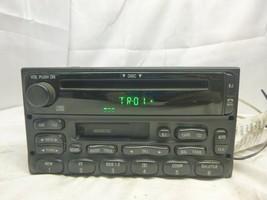 99-03 Ford Ranger Explorer F150 Windstar Radio Cd Cassette XF2F-18C868-A... - $78.41