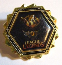 League Of Legends Lapel Pin - Online Battle Arena Video Game Player Game... - $19.79