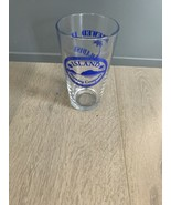 Island Brewing Company Pint Glass craft beer Micro Santa Barbara California - $16.00
