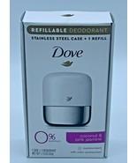 Dove Refillable Deodorant Starter Kit Coconut & Pink Jasmine 1.13 oz - $24.74