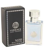 Pour Homme by Versace Eau De Toilette  1 oz, Men - $34.08