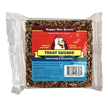 Happy Hen Treats Treat For Pets, Mealworm And Sunflower, 6.5-Ounce