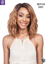 MIDWAY BOBBI BOSS MLF194 GABI SYNTHETIC SIDE C - PART LACE FRONT SWISS WIG