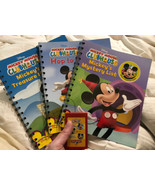 Story Reader: Disney Mickey Mouse Clubhouse 3 Books & Cartridge - $69.29