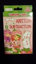 Strawberry Shortcake Addition & Subtraction Educational Learning [FLASH ... - $5.00