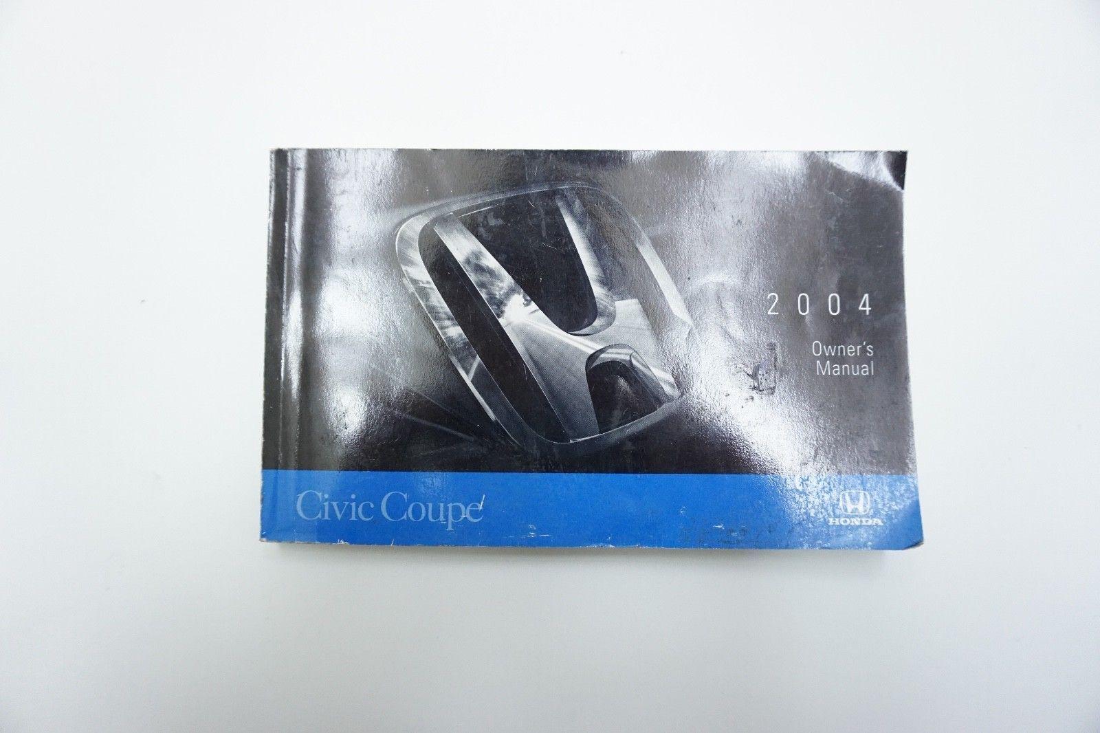 20032004 Honda Civic Hybrid Electrical Troubleshooting Manual Orig