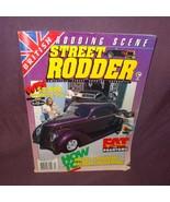 Street Rodder Magazine April 1993 British Rodding Scene - $9.20