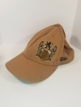 Boston Redsox New Era Hat Fitted Size 8 Brown 59 Fifty - $19.75