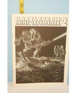 Battletech Reinforcements 2: Additional Units for Battletech - FASA 1990... - $45.54