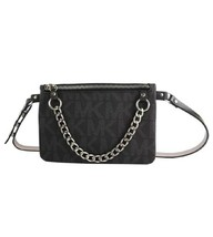 NWT Michael Kors  mk Signature Logo Belt Wallet Fanny Pack Waist Pouch Bag - $39.90