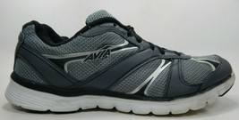 Avia Avi-Modus Size US 13 M (D) EU 47.5 Men's Running Shoes Gray White A5241MNVX