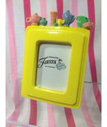 Retired NEW Old Stock Vintage Fiesta Ware Picture Frame • Resin - $28.00