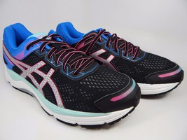 Asics Gel Foritude 7 Women's Running Shoes Size US 12 M (B) EU 44.5 Black T5G7N