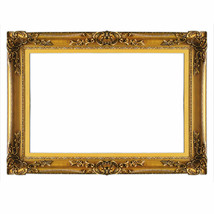 DIY Photo Booth Prop Selfie Picture Frame Vintage Style Christmas Birthd... - $12.04