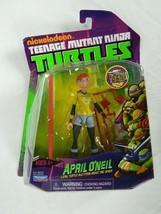 2012 Nickelodeon Teenage Mutant Ninja Turtles April O'neil Action Figure... - $24.95