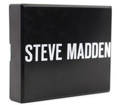 NEW STEVE MADDEN MEN'S PREMIUM LEATHER CREDIT CARD ID WALLET BROWN N80029/01 image 5