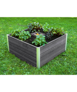 Vita Urbana Soil Compost Composting Keyhole Garden Plants Outdoor Bed - $198.51