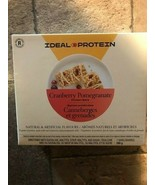 Ideal Protein Cranberry Pomegranate bars 7 bars 15g protein per bar - $34.99