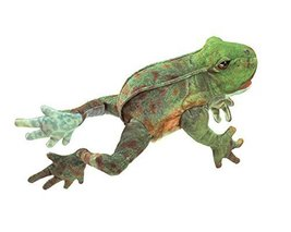 Folkmanis Jumping Frog Hand Puppet - $38.00
