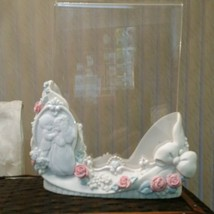 1994 The Enesco Precious Moments Collection Wedding Picture Frame Vintage - $18.50