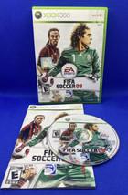 FIFA Soccer 09 - Alternate Cover (Microsoft Xbox 360, 2008) CIB Complete... - $19.98