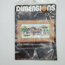 Wysocki's Orchard Vintage 1985 Dimensions # 3586 Counted Cross Stitch 16... - $24.75