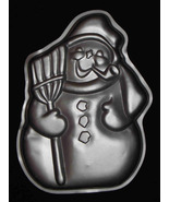 Wilton Cake Pan Frosty Snowman with Broom 502-1646 1980 - $10.95