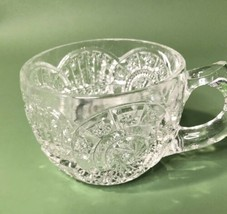 Early American Pressed Clear Glass Replacement Punch Cup - $8.90
