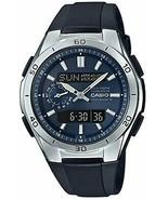 Casio Watch Uebuseputa Solar Radio Wva-M650-2Ajf Men'S Black From Japan - $105.92