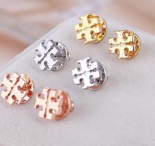 Tory Burch silver earrings - $38.99