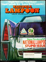 National Lampoon #48, March 1974 - Stupid Issue, SAT (stupid aptitude test) - $11.00
