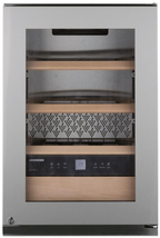 Liebherr WS1200 17 Inch Freestanding Wine Cabinet Glass Door w/Stainless... - $787.10