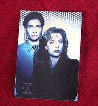 The X-Files 01 Title Topps Card List Profiles 1996 Fox - $4.49