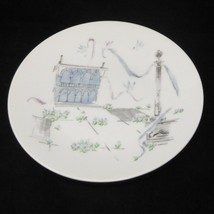 "Rosenthal Germany Raymond Loewy Plaza Design Bread Side Plate 6"" - $6.88"