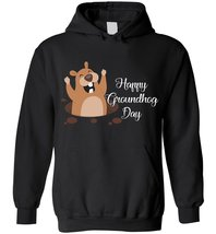 Happy Groundhog Day Blend Hoodie - $35.99+