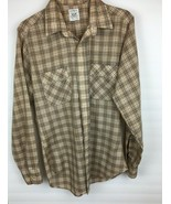 Vintage Levis Western Shirt 1980 Olympic Games Thin Button Up SZ Med - $19.99