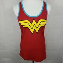 DC Comics Originals Wonder Woman Tank Top Size Juniors Small (3-5) - $9.40